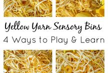 Sensory Table / by Marsha Bean
