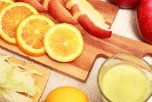 Smoothie Recipes / 季節の野菜を使ったスムージーのレシピ