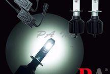 High Power H1 Z-ES 60W 4000LM LED Headlight Foglight Bulb Kit