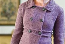 Styley knitting / Knitting I would be proud to wear, use or show off in my own home.