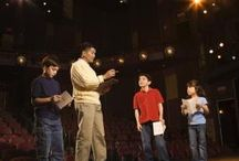 Theatre Games & Warm Ups / Games that help encourage and teach the art of the theatre