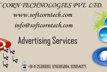 Advertising Service /  Soft corn tech provided advertising service for your business.