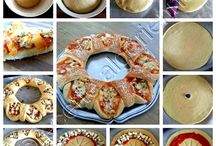 Torte salate _ pizza _ pane
