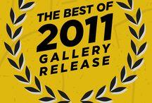 Best of 2011 Series / by TeeFury