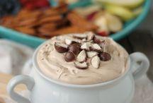 Food - Dessert Dips & Spreads