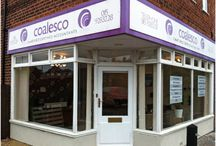 Coalesco's favourite places / Coalesco and friends projects and success stories