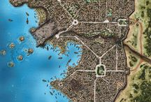Cities maps
