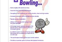 Me / Let's bowl !