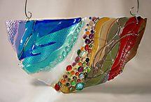 Glass Art & Ideas