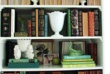 bookself stylling