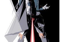 Star Wars Otaku / by Shimpei Okumura