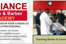 AMBIANCE Beauty & Barber Academy / Restricted Barber Courses & Cosmetology Training.
