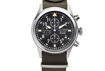 watch aviator chronograph 42mm