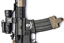 facas e armas