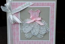 Birthday, wedding card etc / Cards