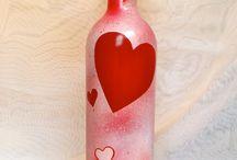 Valentine's Day Craft Ideas / diy Valentines day crafts, diy Valentines day decor, handmade holiday decor, diy holiday craft projects