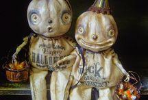 Halloween Art Dolls / by Jean Keeler