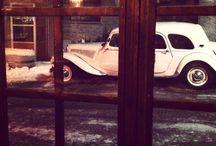 I see cars, I shoot em / old fashion classy chic