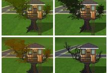 Sims 2- Build Mode