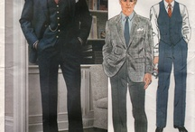 Men's clothing 1980