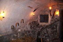 Il Natale alla Casa Museo II Edizione 2015 / Rappresentazione dal vivo di come si festeggiava il Natale in una famiglia dei primi del Novecento. Quest'anno all'interno della stalla della casa, è stato allestisto il presepe vivente.