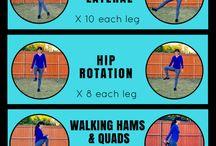 Routine di allenamento