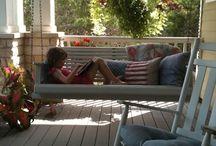 Outside Reading Areas / by Gloria Ulloa