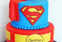 Party Ideas - Superman