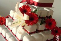 Piramide cake