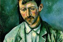 Cézanne / blog post http://nicolegalpern.net/post/89453787486/cezanne