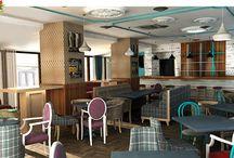 Design Interior Cafenea Retro, str.Mihai Eminescu
