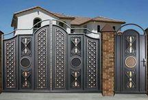 Bramy-drzwi