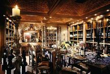 wine cellar / wine cellar decorating ideas