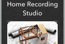 Recording / by Lloyd