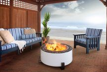 Luxeve - enjoy your space. / The Luxeve Fire Pit and how you can use it in your every day life.  #Luxeve #EnjoyYourSpace #Smokeless #WoodBurningFirePit #FirePit #OpenFire #Campfire #RethinkingFire
