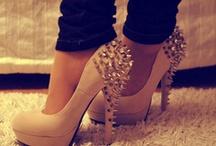 shoes / by Lynette Ramirez