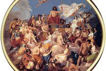 Os Desues Gregos / Uma breve descrição sobre as religiões e os Deuses da antiga Grécia. / by Wellington Nunes