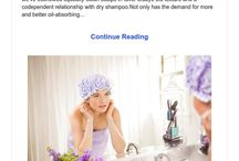 Dirty hair is helping bring back Showercaps