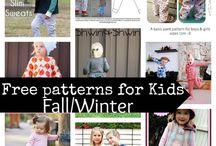 Ubrania dla dzieci - DIY