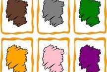 Sproggruppe - begreber/sortering