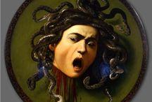 Painting. Greek and Roman Mythology / Картины на тему древнегреческих мифов, героев.
