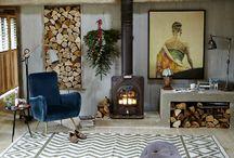 Favourite interiors, furnishing, etc