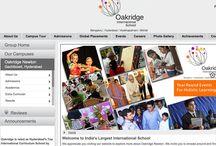 Oakridge International School - India / Skype author visit to Oakridge International School, Hyderabad, India http://oakridge.in/newton/Primary.html