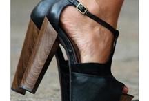 love the wood heels