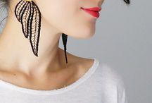 Much earrings, such wow