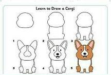 Learn to draw easy animals