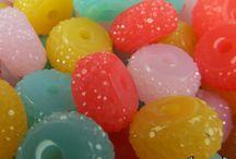 Acrylic Beads, Charms, & Pendants