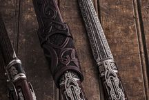 Handmade daggers by André Andersson / Custom dagger knives from Sweden