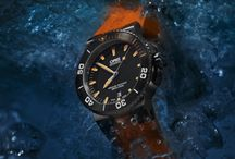 Adventure Time / Here's our pick of the best watches to accompany you on your adventures this summer http://bit.ly/1Lm6XDt