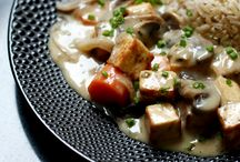 recette plat tofu